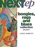 BOOGIES RAGS AND BLUES (NEXT STEP) - arrangiert für Klavier [Noten / Sheetmusic] Komponist: BARRATT CAROL