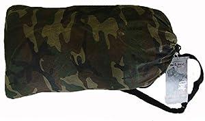 Ghillie Parka Camo Woodland Polyester Tenue De Camouflage Anti Feu Ignifuge Miltec 11962120 Wl Airsoft