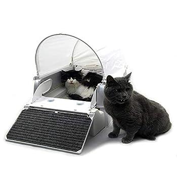 Lsrryd Bac À Litière pour Chats Pet Nest Automatique Nettoyer Électrique Toilettes ION Filtre Déodorant Charge (Taille : 93x47x24cm)