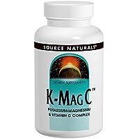 SOURCE NATURALS, K-Mag CTM - 60 tabs preisvergleich bei billige-tabletten.eu
