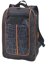 Fastrack 17.43 Ltrs Black School Backpack (AC003NBK01AB)