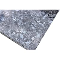 Granit Mosaik Matte Blue Pearl 30x30 cm 4,8x4,8 poliert Naturstein Fliesen M045