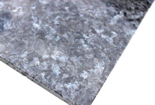Blue Pearl Granit Fliesen Fliese Naturstein Boden Wand 30,5cm x 61cm - 1 Paket -