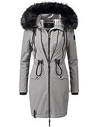 Navahoo Damen Winter Mantel Winterparka Leola (vegan hergestellt) 5 Farben  XS-XXL d95808bdb0