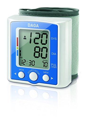 Daga fh-pm 130Blutdruckmessgerät Handgelenk, Batteriestandsanzeige, 90Speicherplätze