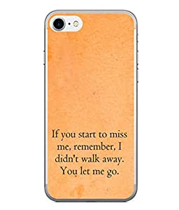 PrintVisa Designer Back Case Cover for Apple iPhone 6s Plus :: Apple iPhone 6s+ (Break up Hope)