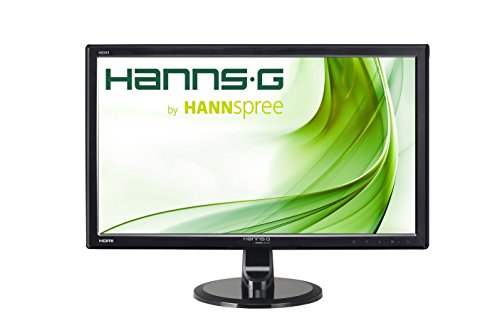 Hannspree HS243HPB 23.6-Inch Diagonal LED Monitor