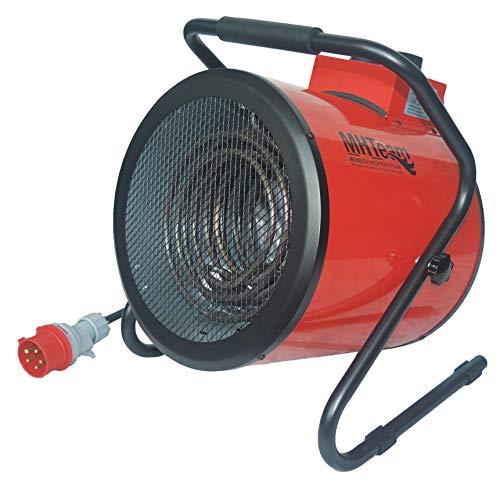 Mhteam-Eh4-09- Calefactor profesional trifásico