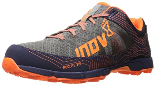 Inov-8 Roclite 295 Mens Grey Orange Blue 44