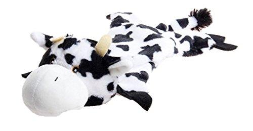 Petface Farmyard Buddies - - Hundespielzeug Kuh