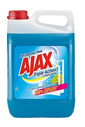 #AJAX Glasreiniger 3-Fach Aktiv, 1er Pack (1 x 5 l)#