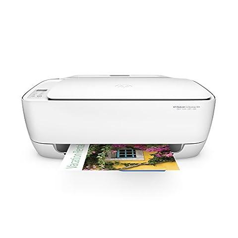 HP Deskjet 3636 Imprimante Multifonction jet d'encre couleur (8,5ppm, 1200