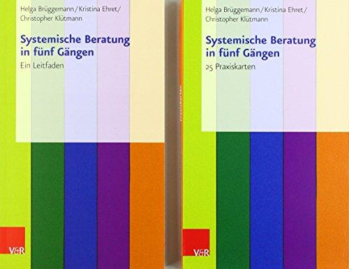 Systemische Beratung in fünf Gängen: Buch Und Karten. Zum Vorzugspreis