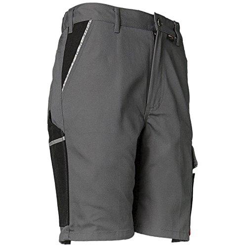 Arbeits-Shorts CANVAS 320 grün grau/schwarz