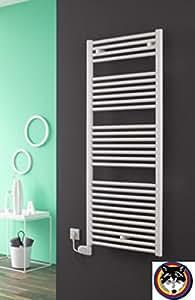 badheizk rper elektrisch bemm ares e irsap 1720 mm x 580 mm weiss 1000 watt baumarkt. Black Bedroom Furniture Sets. Home Design Ideas