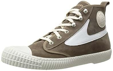 DIESEL Men's Trainers Black Black: Amazon.co.uk: Shoes & Bags