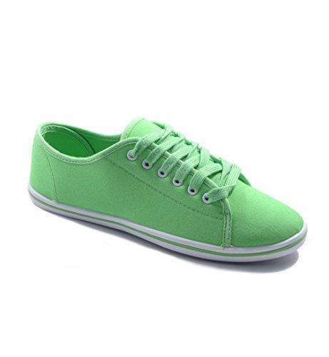 Jumex - Pantofole Donna Verde