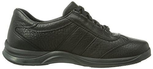 Mephisto Hike Wild 6800 Noir P5102784, Sneaker Uomo Nero (schwarz (noir))