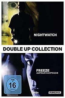 Double Up Collection: Nightwatch - Das Original / Freeze - Albtraum Nachtwache [2 DVDs]