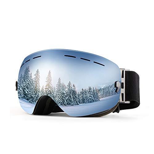 Fmobonus Gafas de Esquí, Gafas de Protección