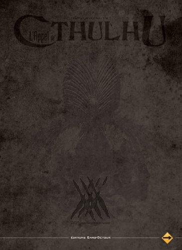 Sans Détour - L'Appel de Cthulhu JDR - Edition 30ème Anniversaire