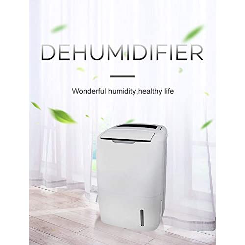 41AbAWRf8FL. SS500  - COUNTRAGE Electric Air Dehumidifier for Home with LED Display,Air Ionizer Remove Dust,HEPA Filter,Auto Restart,Detachable Water Tank,for Damp,Mould Control
