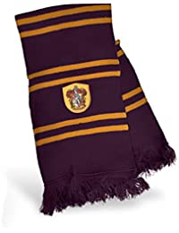 Echarpe Harry Potter Griffondor - Couleur Bordeaux