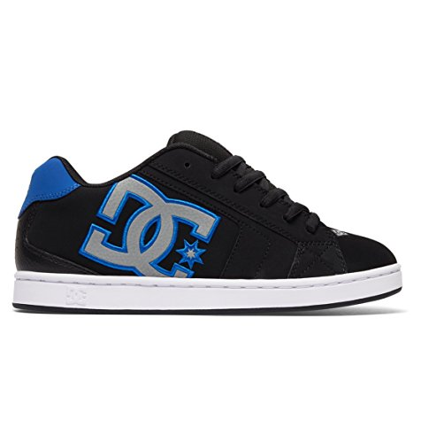 DC Shoes NET SE SHOE D0302297, Herren, Sneaker BLACK/ARMOR/ROYAL