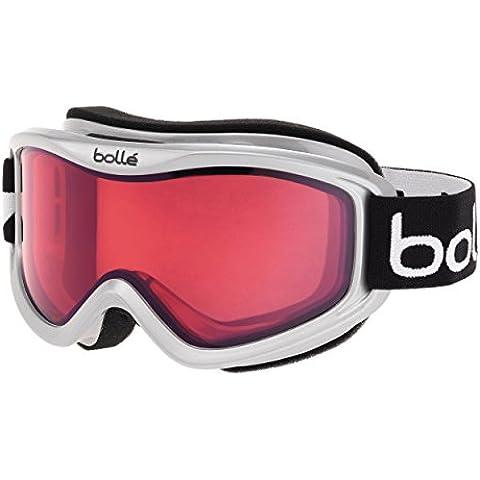 Bollé Mojo Ski - Gafas de esquí, tamaño M, color blanco