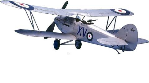 Hawker Hart: West Wings de caoutchouc Propulsé bois de balsa vol Maquette Avion WW09
