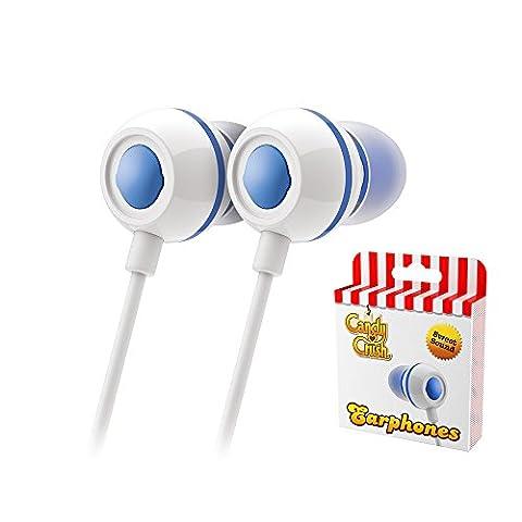 Candy Crush In Ear Headphones -