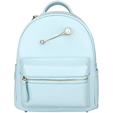 Zaino studente Coreano/ borsa semplice bella/ confezioni donna perla