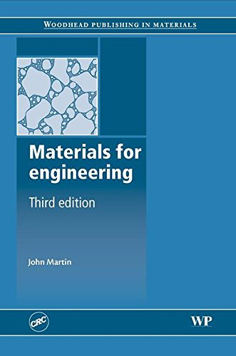 Materials for Engineering (Woodhead Publishing in Materials) (English Edition) por J Martin