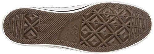 Converse Ctas Union Jack 135504C, Sneaker Unisex adulto White/Black Paint