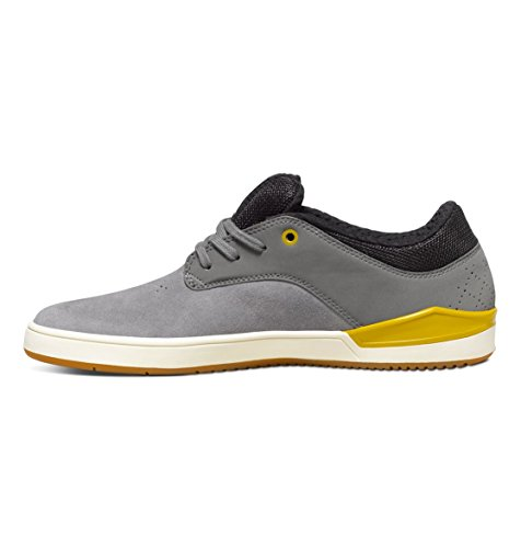 DC Shoes Mikey Taylor 2 S - Chaussures basses pour homme ADYS100202 Grey/Yellow
