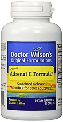 Ica Health/Dr Wilson's Formulations Adrenal C 90C - Dr Wilson's Original Formulations