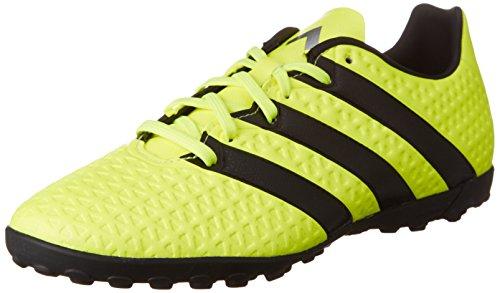 Adidas Ace 16.4 Tf, Scarpe da Calcio Uomo, Multicolore (Syello/Cblack/Silvmt), 40 EU