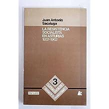La resistencia socialista en Asturias (1937-1962)