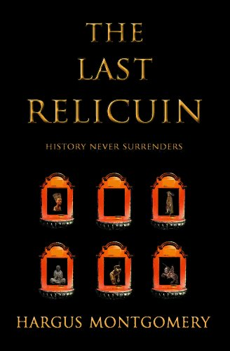 The Last Relicuin by [Montgomery, Hargus]