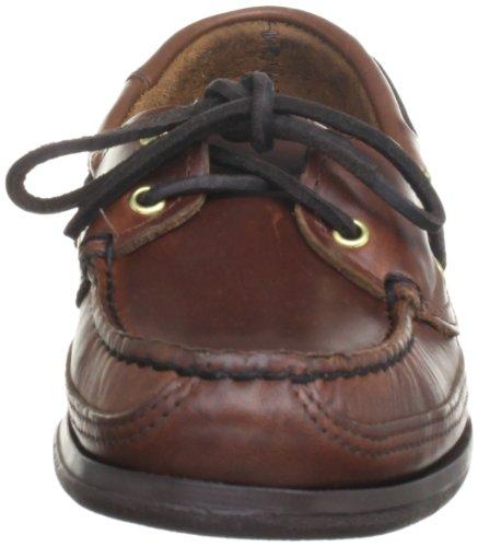 Sebago  Schooner, Chaussures bateau homme Marron