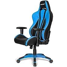AKRACING Premium Plus Stuhl Gaming für Computer blau