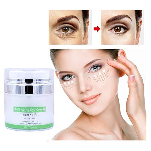 Cocohot Anti-Aging Augen Creme, Anti-Falten, Anti-Augenringe, feuchtigkeitsspendendes Augenserum