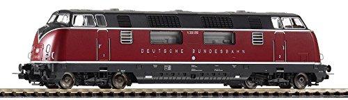 Piko H0 59700 Locomotive diesel H0 BR V 200 (V200.0) de la DB V200.0 avec petit capot avant