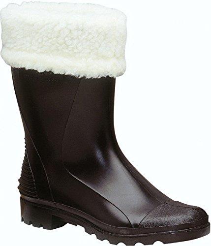 Panter 310081717–Gorka niedrige Stiefel Schwarz Größe: 40 Schwarz