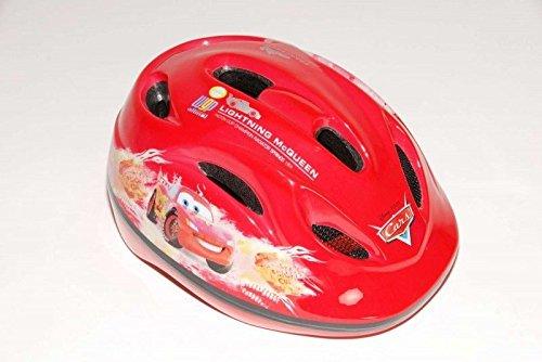 Disney Fahrradhelm Kinderhelm Kinder Fahrrad Rad Schutzhelm Helm Cars Mcqueen VOLARE