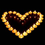 Sharivz 50 Pcs T Light Candle