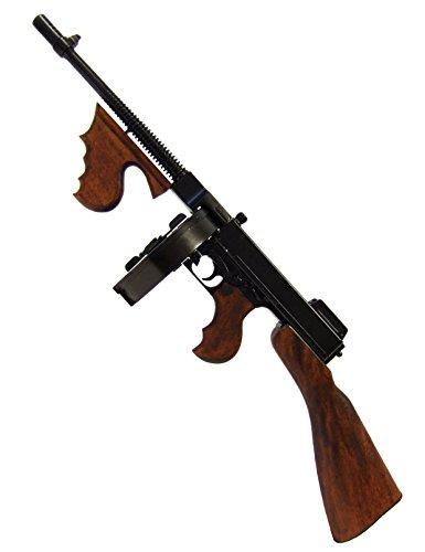 Dekowaffe Thompson M1 Mafia 1928 incl. Magazin rund