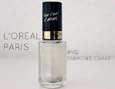 L'Oreal Paris Color Riche Top Coat Carat 912 Diamond Lurex 5ml