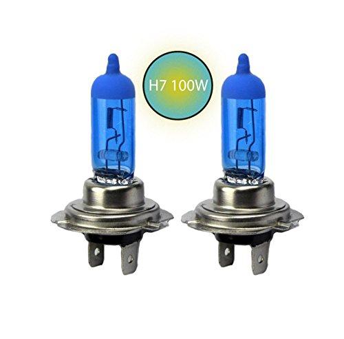 Jurmanntrade GmbH? Stile xeno lampadine alogene H7, Xenon look: fascio basso, 100?W