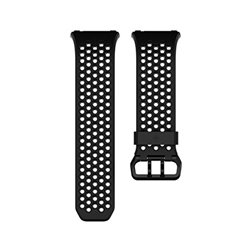 Fitbit Unisex Ionic Sport Band, Black, Large